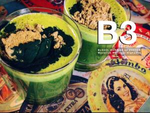 b3 blood berries butter maverick wellness highways biohacking
